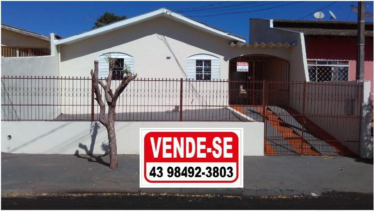 Vendo casa no vivi xavier londrina pr zona norte (direto com