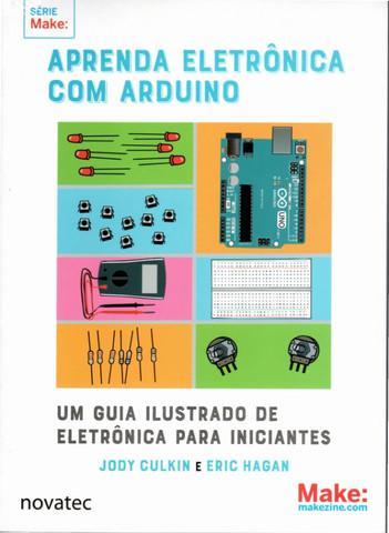 Aprenda eletrônica com arduíno