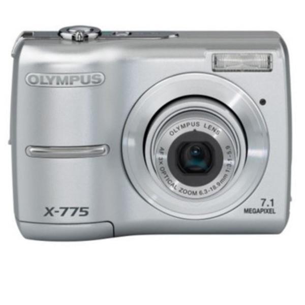 Câmera olympus x-775 / 7.1 mp # muito nova # raridade #