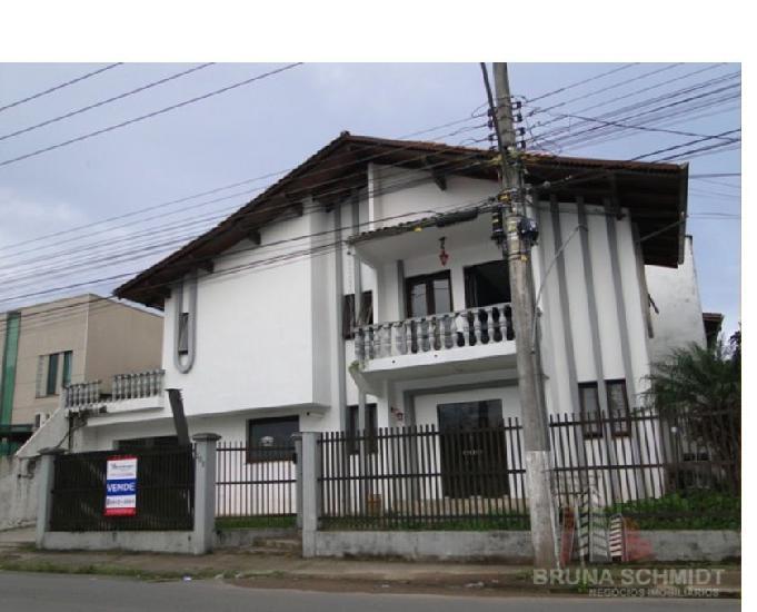Casa residencial comercial no centro