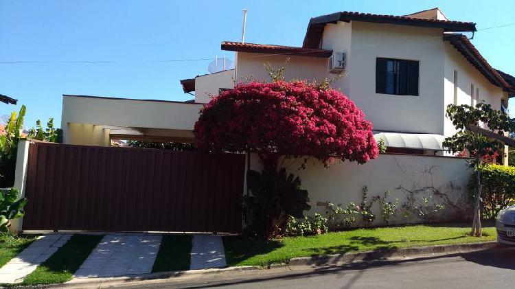 Casa em condomínio fechado - valinhos/sp