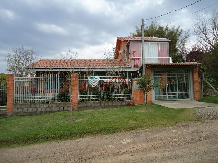 Casa à venda no parque serrano - itaara, rs. im324293