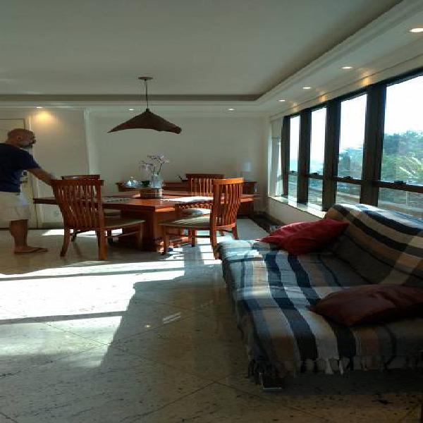 Dream house vende, apartamento em boa viagem, 3 quartos