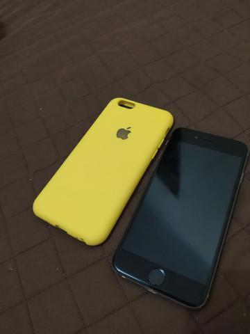 Iphone de uso super conservado