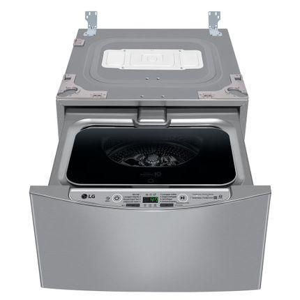 Lavadora de roupas lg wd2100vm 2 kg aço escovado