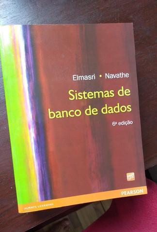 Livro sistemas de banco de dados, 6a edicao, elmasri navathe