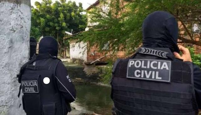 Policia civil rj-chegou sua vez