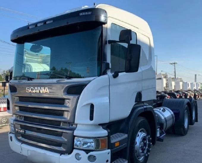 Scania p340 trucada