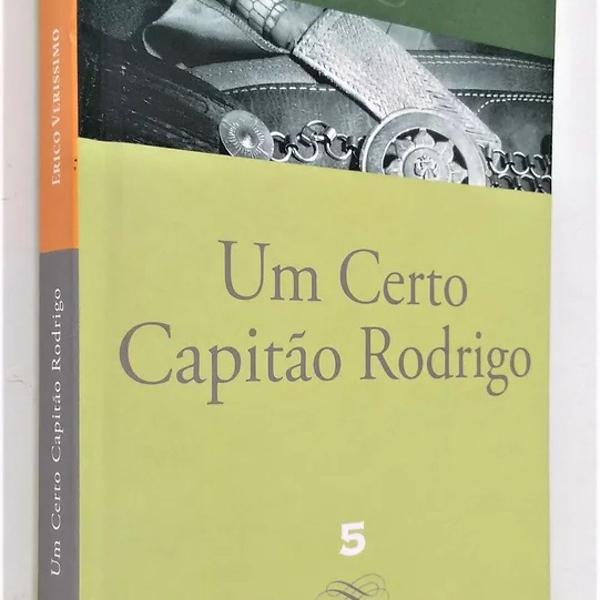 Um certo capitão rodrigo - coleção folha - erico