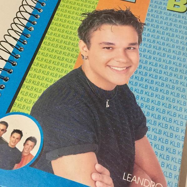 caderno klb - leandro