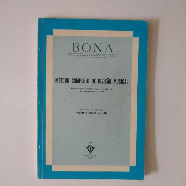 Coleção livros de teoria musical - bona, pozzoli e hermes