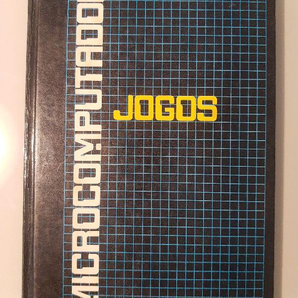 Livro jogos microcomputador