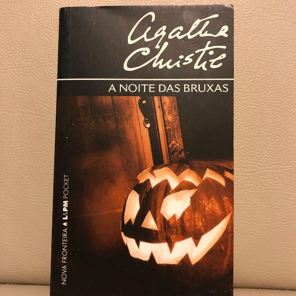 Livro: a noite das bruxas
