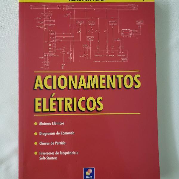 Livro acionamentos elétricos