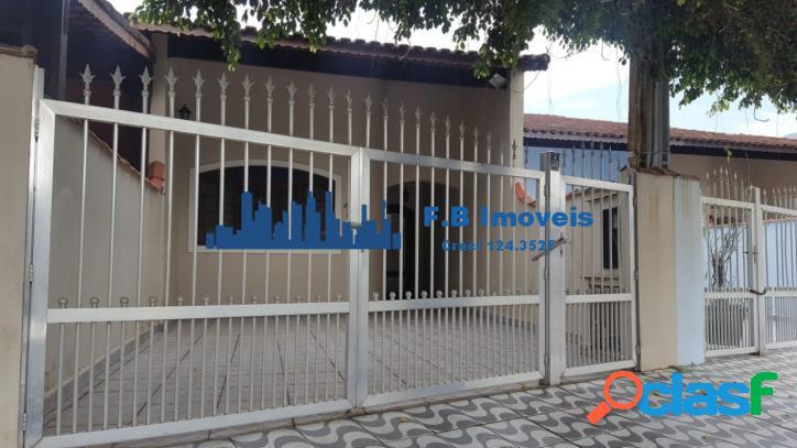 Casa 3dorm c/ 1suite e 2vagas Flórida Praia Grande
