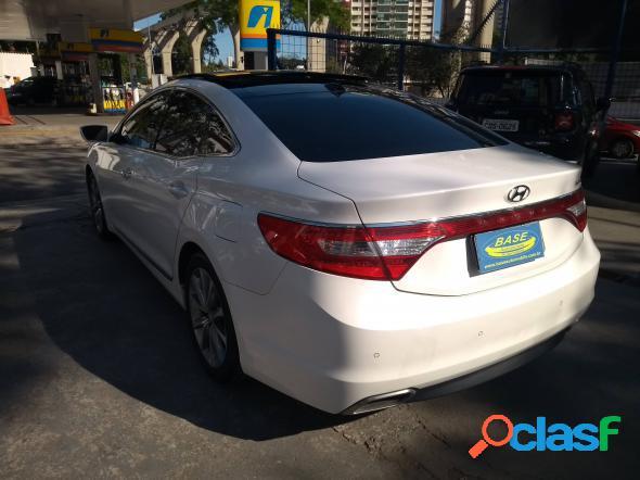 Hyundai azera 3.0 v6 24v 4p aut. branco 2016 3.0 gasolina