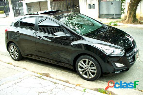 Hyundai i30 1.8 16v autom. preto 2016 1.8 gasolina