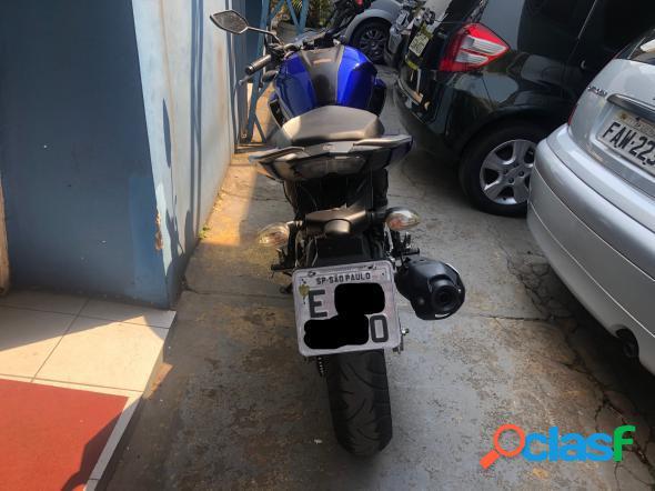 Yamaha fazer 250 azul 2019 250 flex