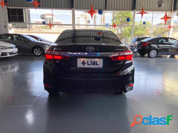 Toyota corolla altis 2.0 flex 16v aut. preto 2016 2.0 flex