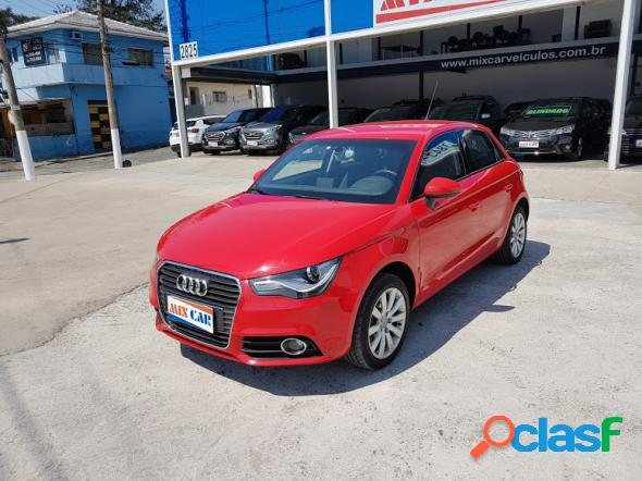 Audi a1 1.4 tfsi 122cv s-tronic 3p vermelho 2013 1.4 16v gasolina