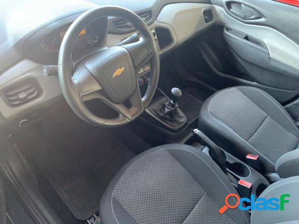 Chevrolet prisma sed. joy ls 1.0 8v flexpower 4p cinza 2019 1.0 flex