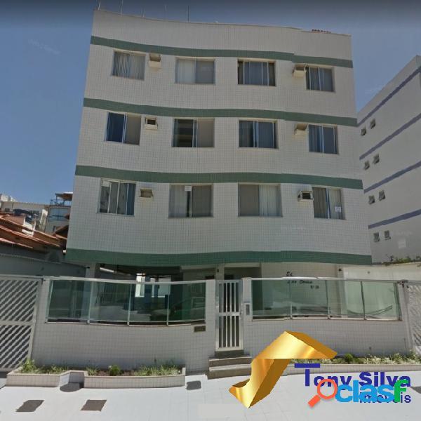 Excelente apartamento de 1 quarto na praia do forte!!!