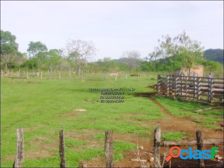 Oportunidade de fazenda ! localizada em unai -mg 228 alq -go !