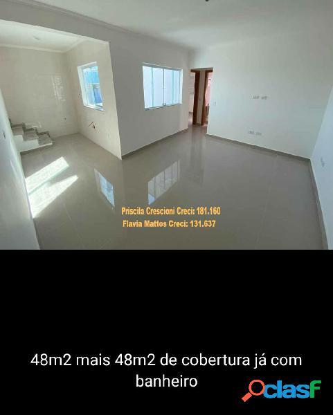 Cobertura acesso interno - vila helena - santo andré