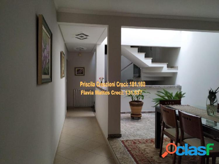 Lindíssima casa assobradada de alto padrão 315² - vila pires