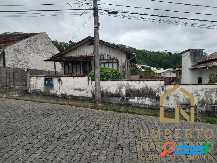 Terreno a venda no bairro escola agrícola em blumenau sc