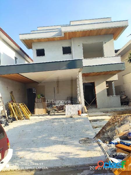 Condomínio Fechado Altos da Serra VI - Sobrado em fase final de Obra. 2