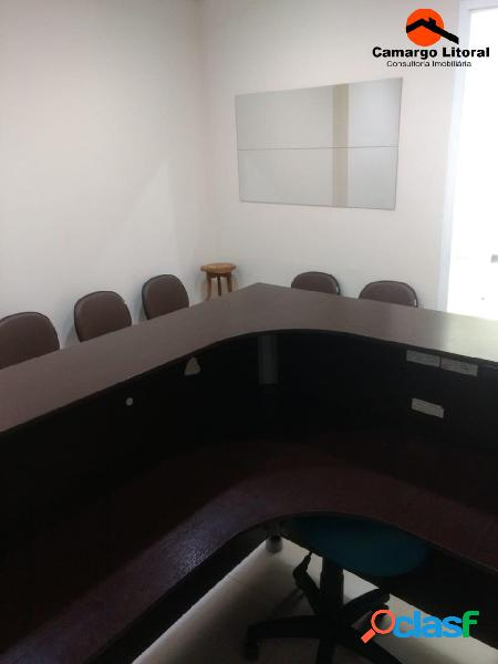 Sala Comercial - Vila Matias - Santos 1
