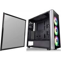 Amazon prime] gabinete thermaltake level 20 mid tower c/ 4