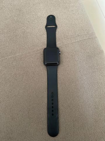 Apple watch series 3 - único dono - com nota fiscal