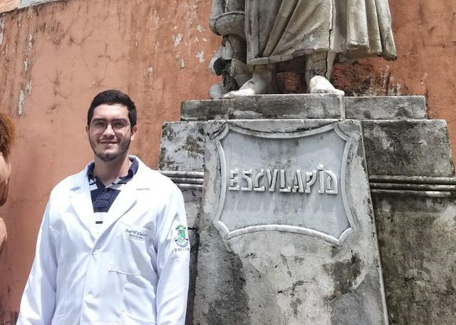 Aulas particulares com aluno de medicina, ex engenheiro