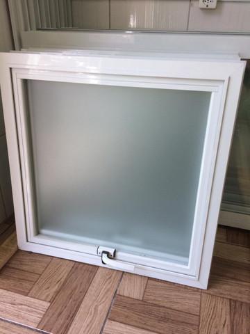 Barbada janelas novas de alumínio suprema maxiar