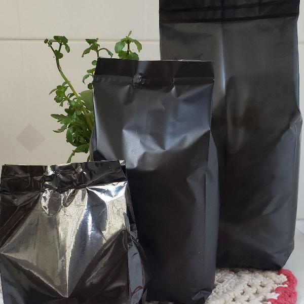 Café 100% árabica - grãos ou moído