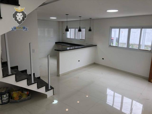 Casa à venda, 101 m² por r$ 520.000,00 - vila guilhermina