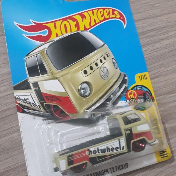 Hot wheels volkswagen t2 pickup - vw kombi