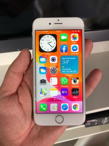 Iphone 6s 64gb prata