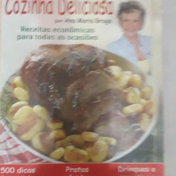 Livros de culinária