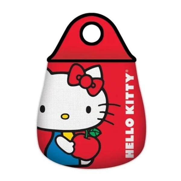 Lixeira para carro hello kitty