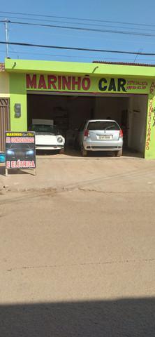 Marinho car peças e serviços automáticos