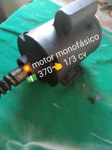Motor monofásico elétrico