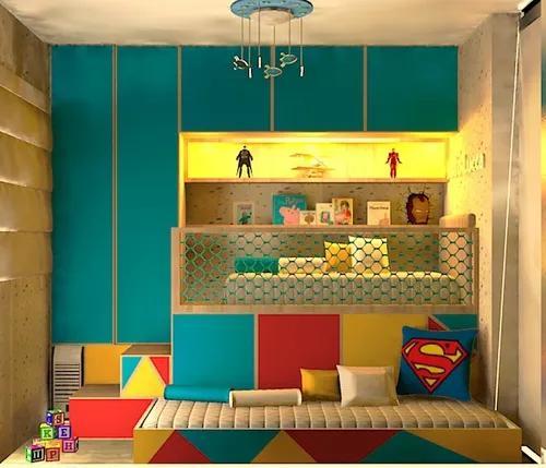 Projeto de marcenaria - interiores