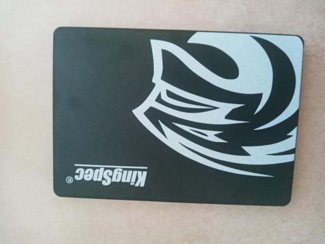 SSD 360 GB novo 300 reais