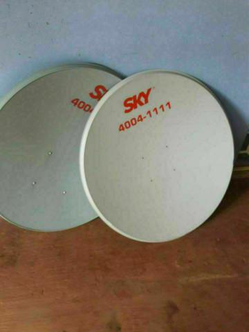 Técnico de antenas sky