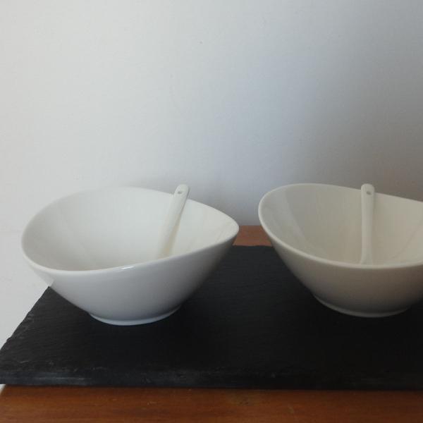 Conjunto petisco porcelana com tabua de granito da maxwell
