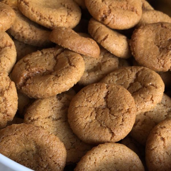 Cookies artesanais com especiarias