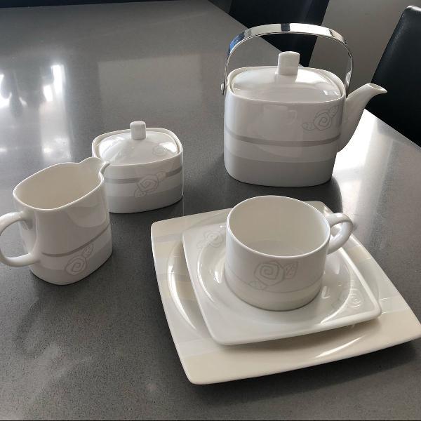 Jogo de chá tailândia